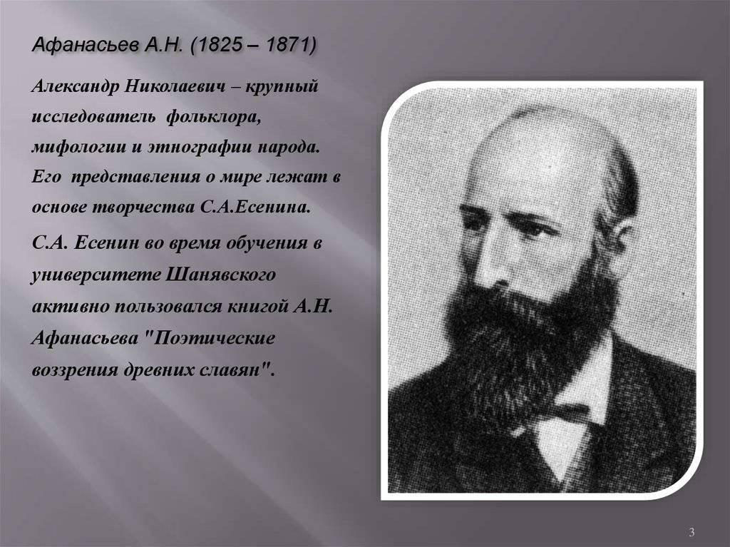 Александр николаевич афанасьев - вики