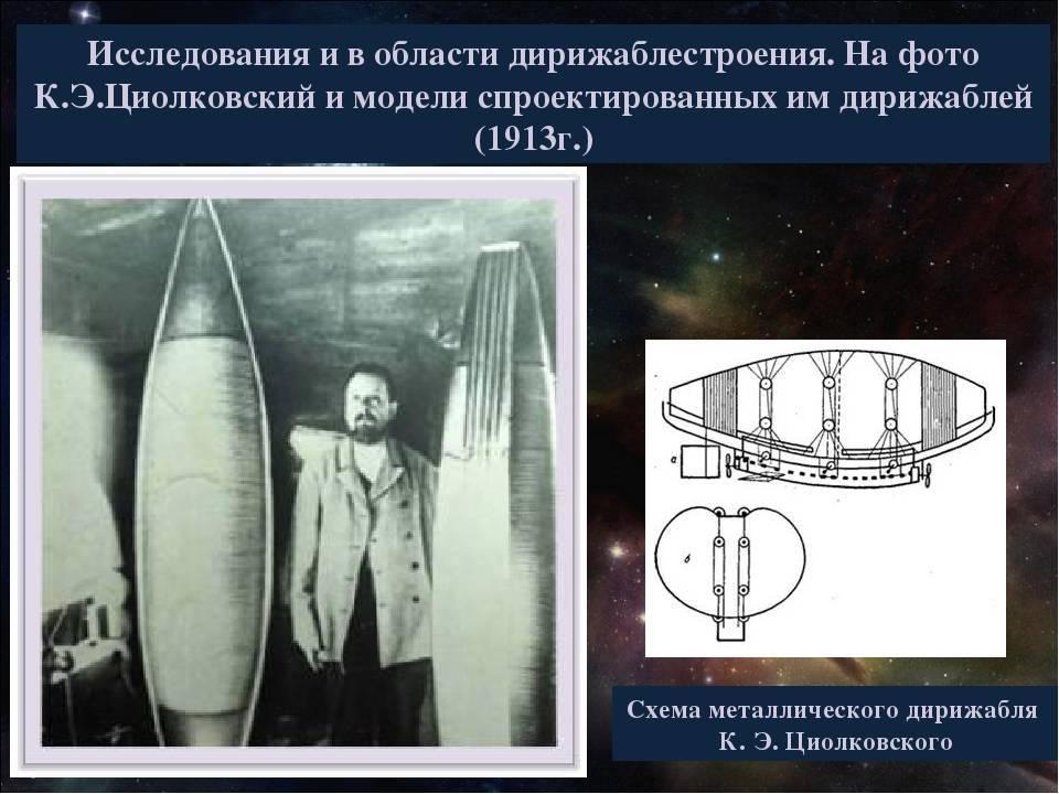 Биография циолковского константина эдуардовича