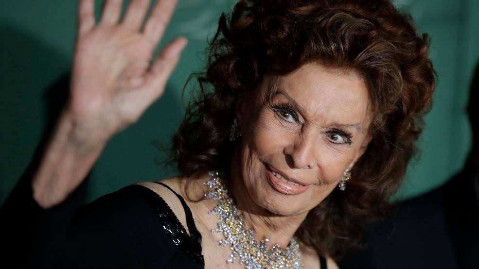 Софи лорен – фильмография и биография итальянской актрисы
