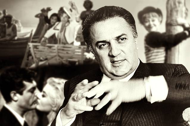 Федерико феллини - биография, факты, фото