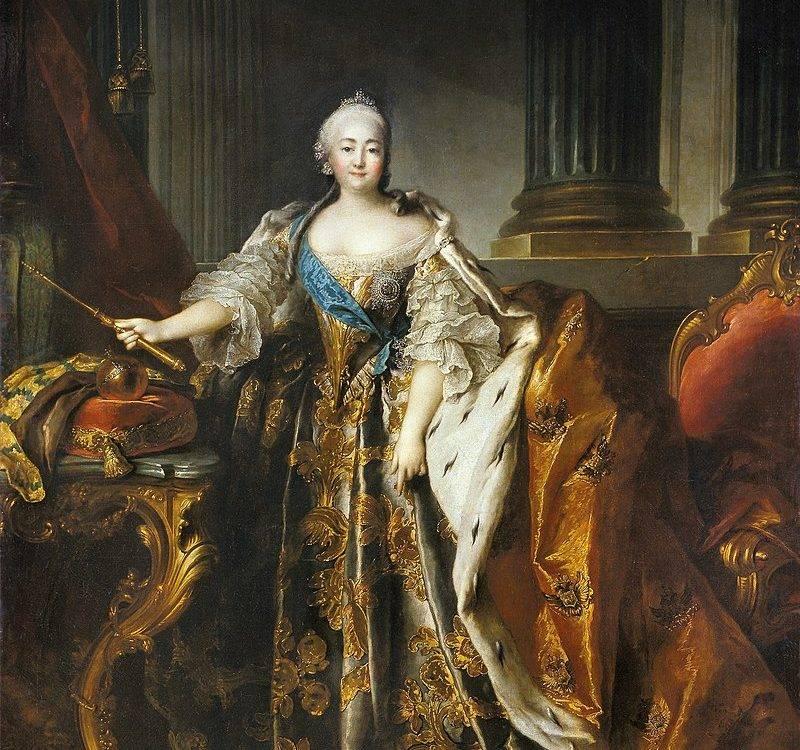 Елизавета петровна (краткая биография)