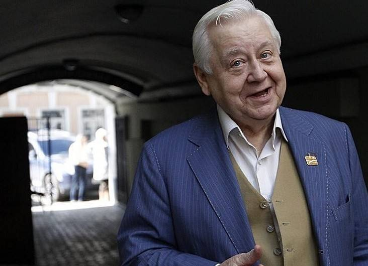 Олег табаков — биография, личная жизнь и фильмография актера