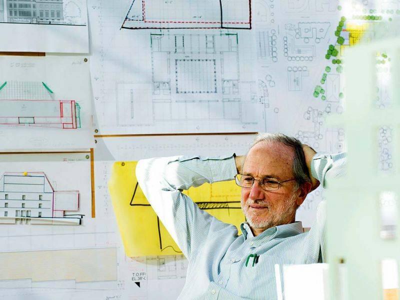 Профессия архитектор, кто такой архитектор