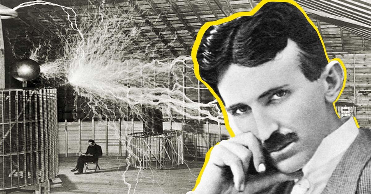 Никола тесла и его великие изобретения