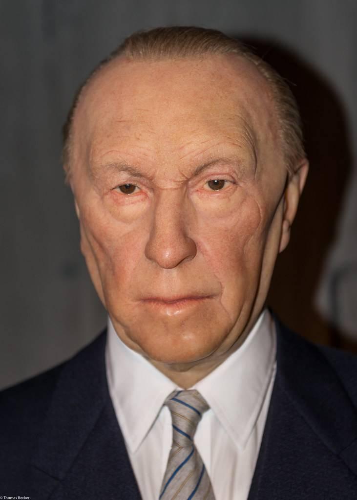 Аденауэр, конрад - вики