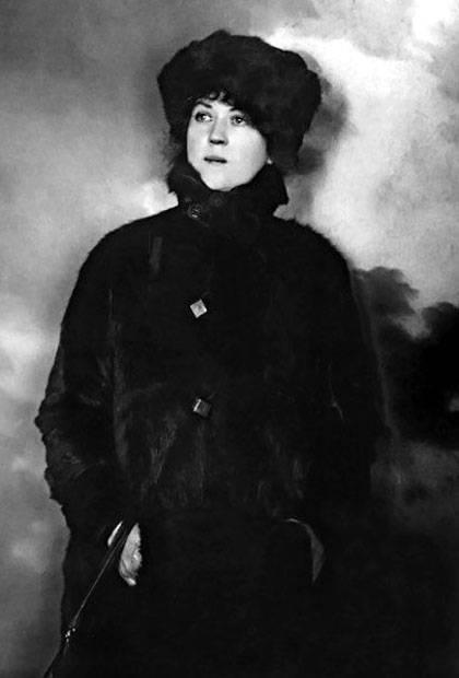 Александра коллонтай (1872-1952), санкт-петербург — москва