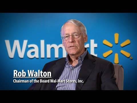Уолтон, сэм — википедия. что такое уолтон, сэм