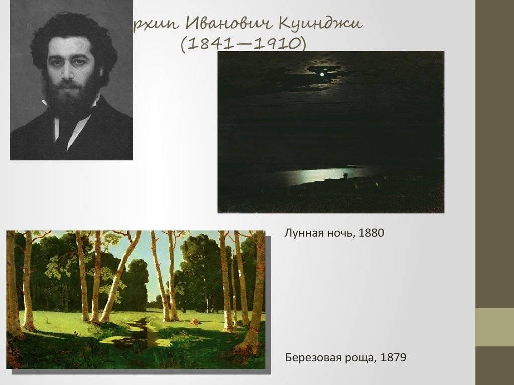 Куинджи, архип иванович