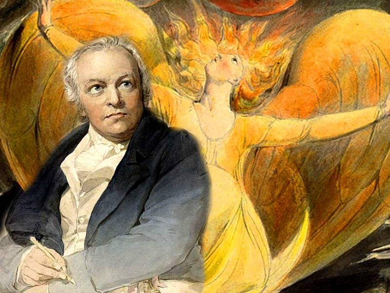 Английский поэт и художник уильям блейк: биография, творчество