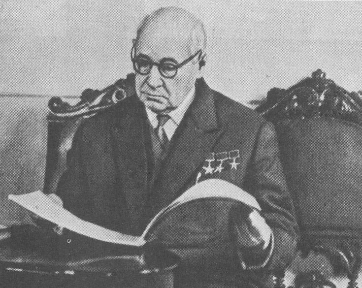 Туполев, андрей николаевич
