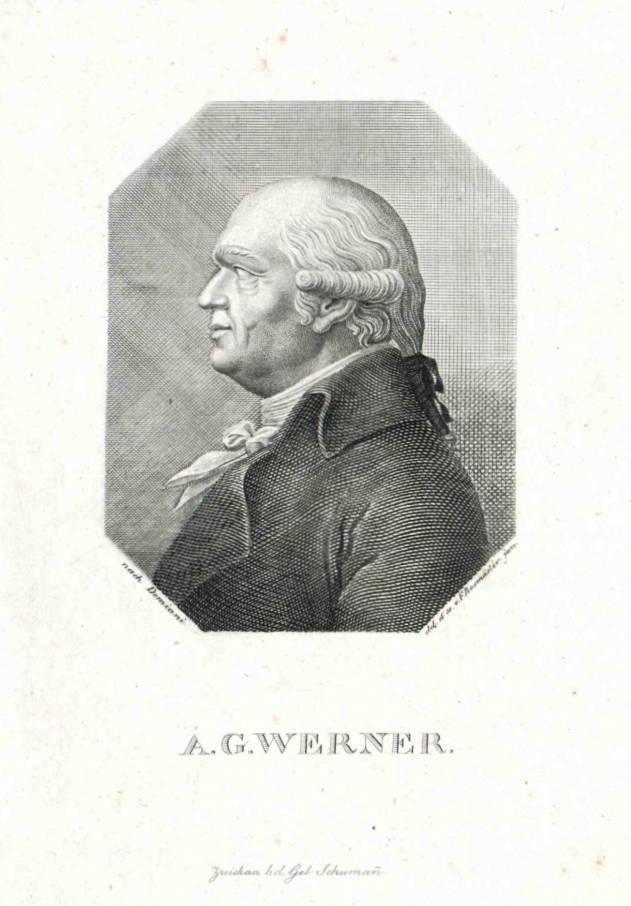 Вернер, абраам готлоб — википедия