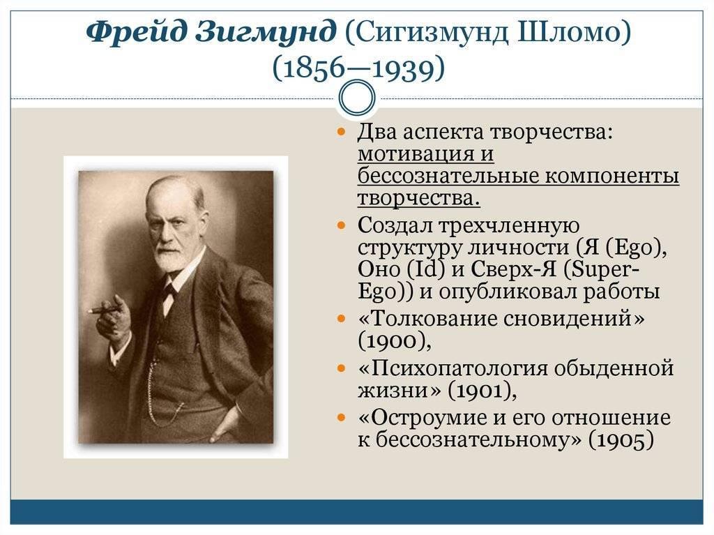 Вклад зигмунда фрейда в науку. особенности психоанализа и его история, оговорки по фрейду | bankstoday