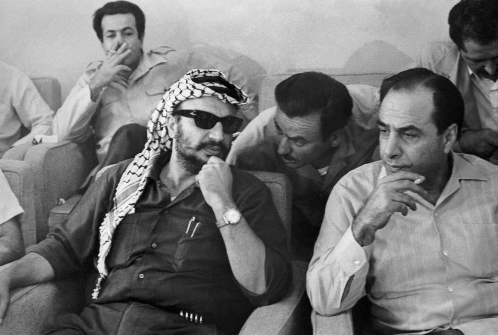 Арафат, ясир биография, ранние годы