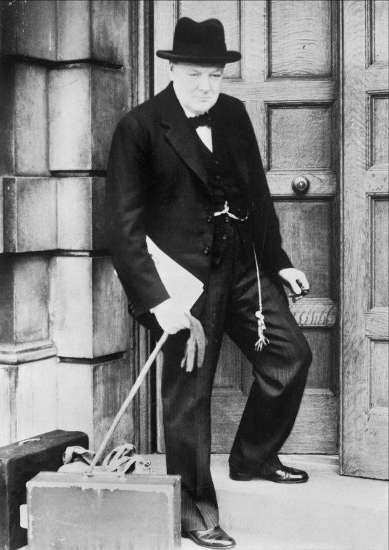 Уинстон черчилль (sir winston leonard spencer-churchill ). биография, фото, интересные факты