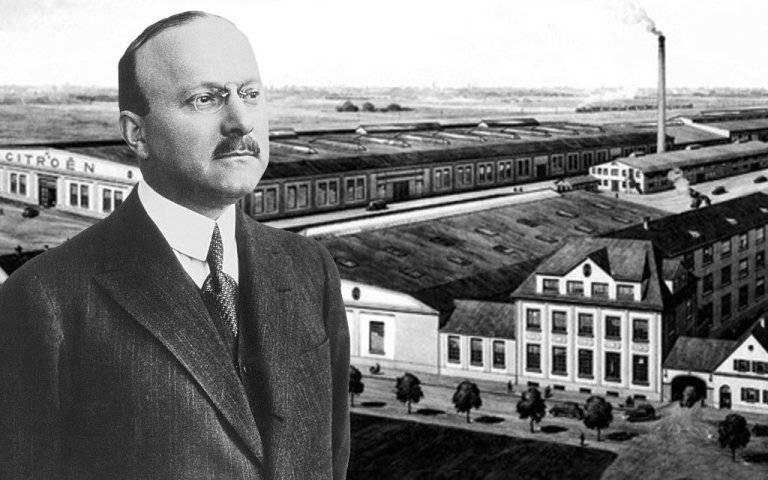 История компании citroën - the auto belarus