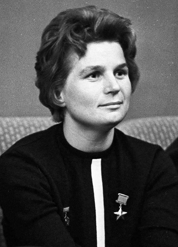 Валентина терешкова — женщина, которой покорились не только мужчины, но и космос — staff-online