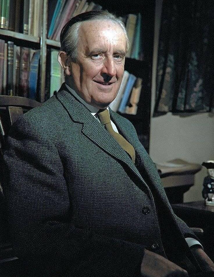 Джон толкин (john tolkien) биография писателя, фото, личная жизнь