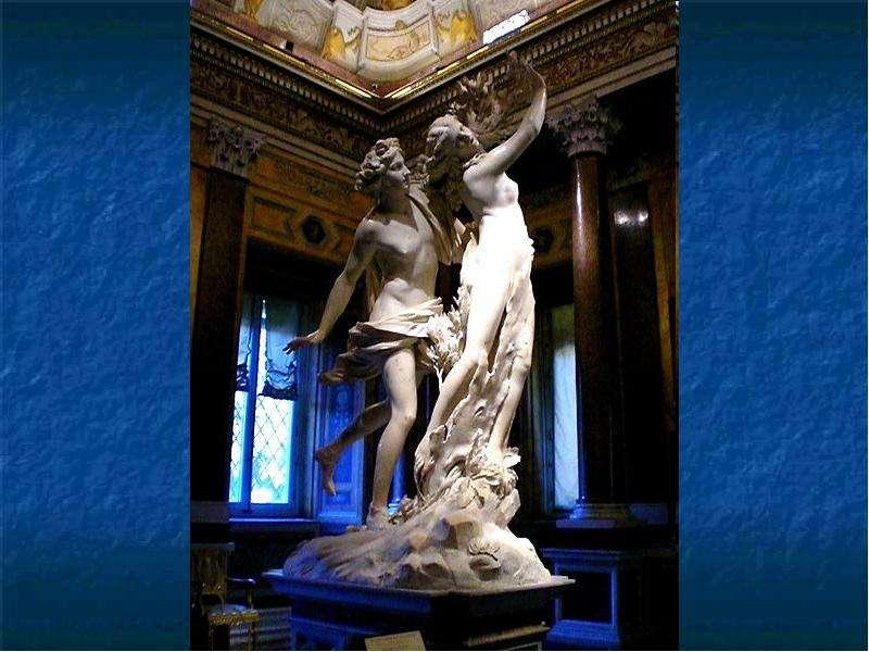 Джованни лоренцо бернини – великий итальянский скульптор