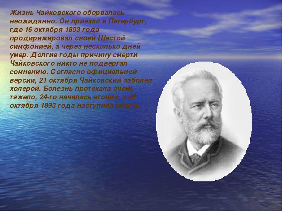 Кто такой петр чайковский: краткая биография горького пьяницы. самое главное в жизни и творчестве композитора.