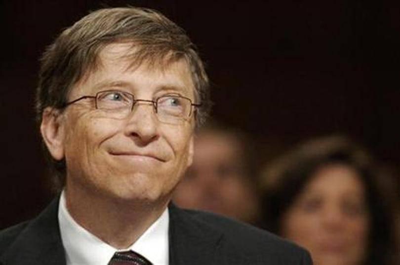 Гейтс, билл — википедия