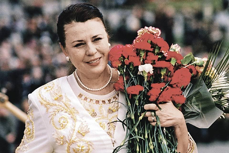 Валентина толкунова: мужья и личная жизнь певицы