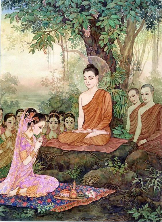 Великая судьба и биография будды шакьямуни