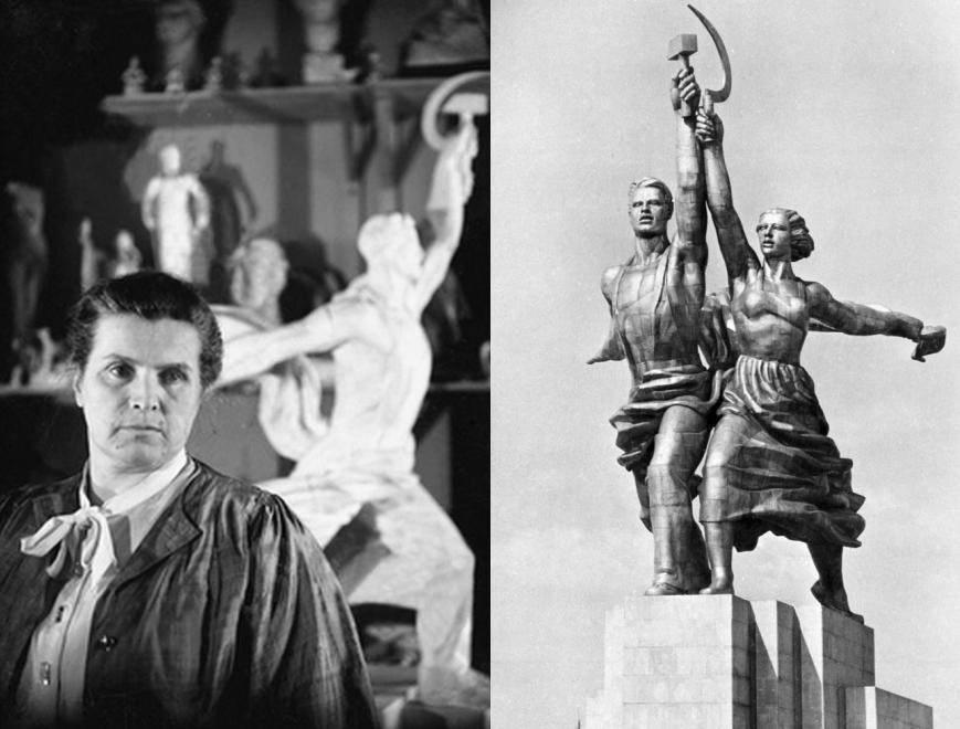 Вера мухина и алексей замков: плата за счастье   судьба и биография   багира гуру