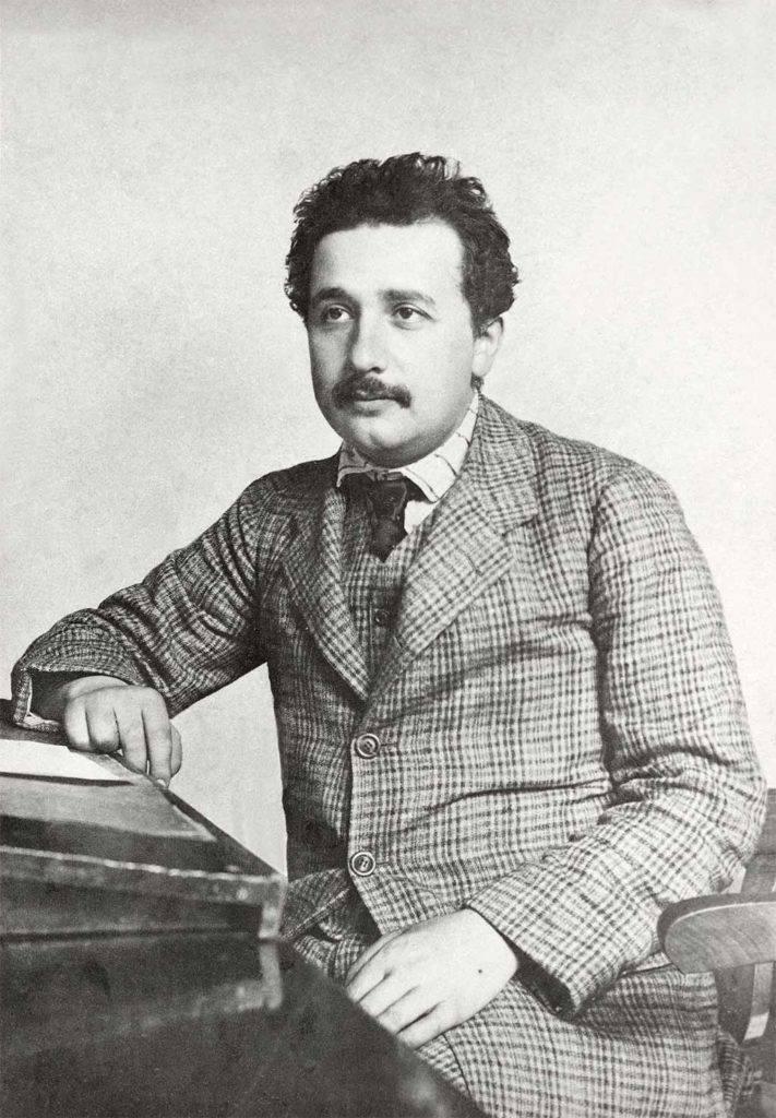 Альберт эйнштейн — биография автора теории относительности