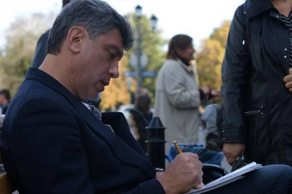Борис немцов биография, личная жизнь, фото