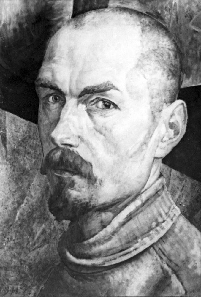 Биографиякузьмы сергеевичапетрова-водкина