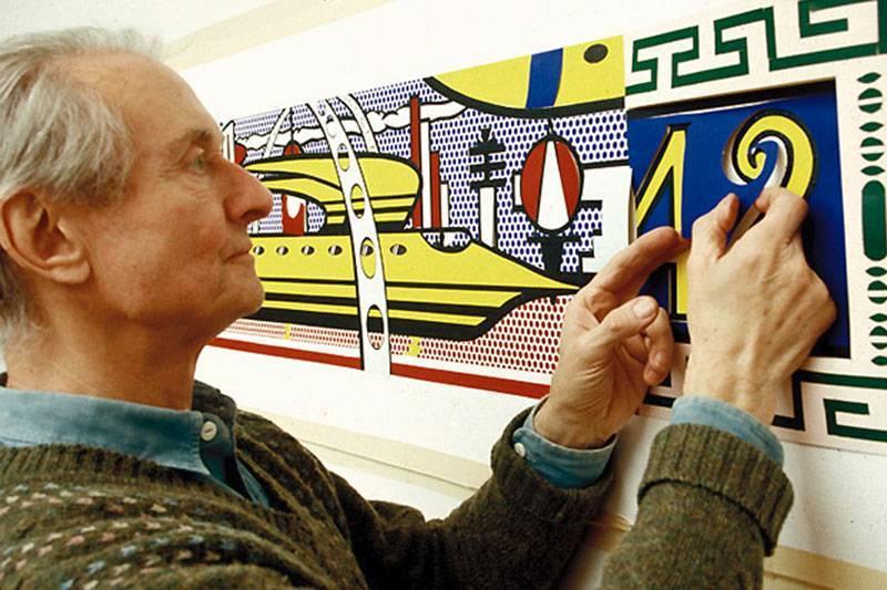 Художник рой лихтенштейн: биография, творчество и интересные факты :: syl.ru