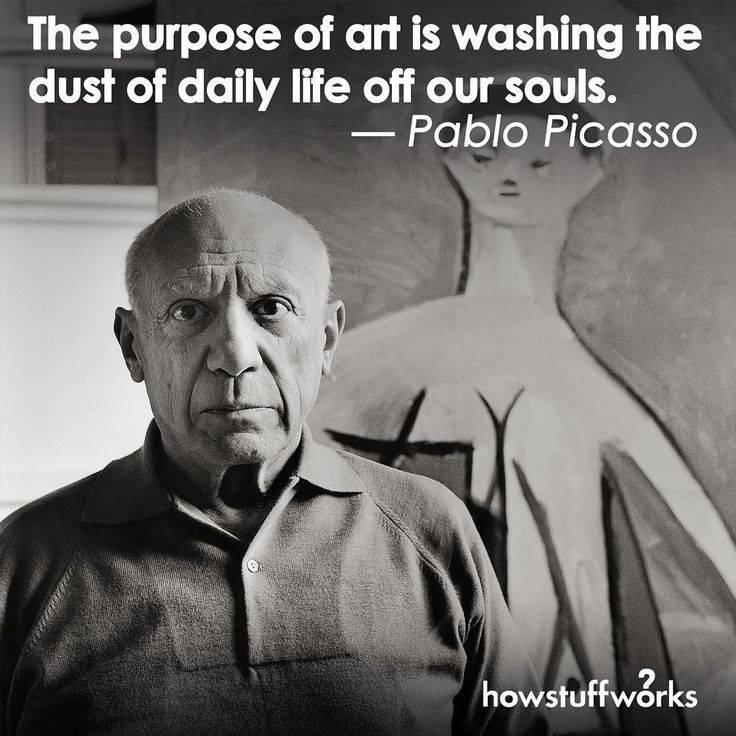 Биография пабло пикассо