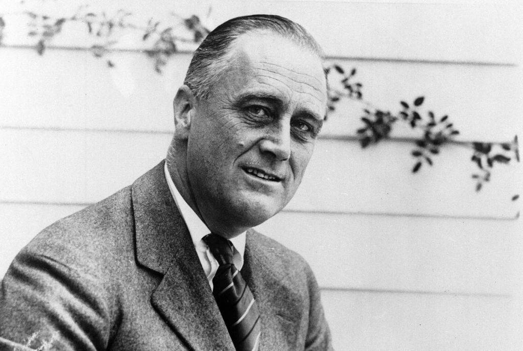 Рузвельт, франклин делано — википедия