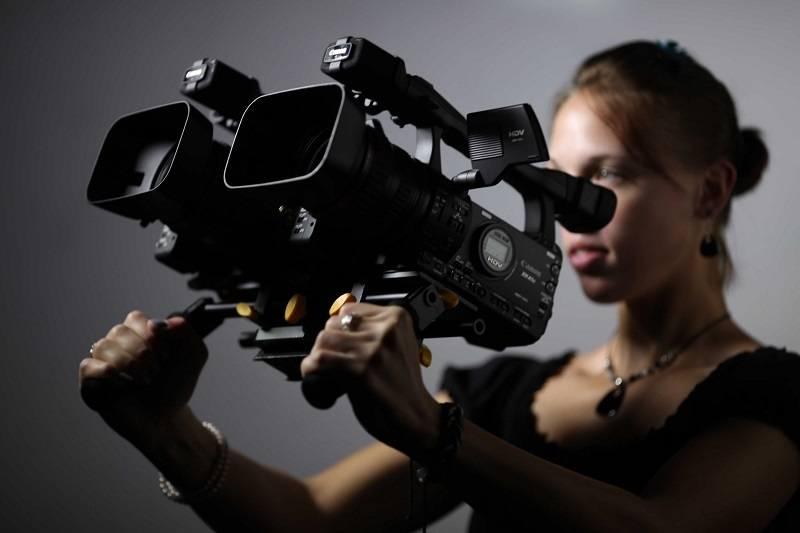 Профессия фотограф
