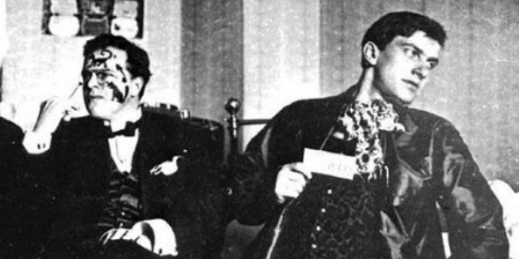 Художник давид бурлюк. биография и картины бурлюка - основателя футуризма
