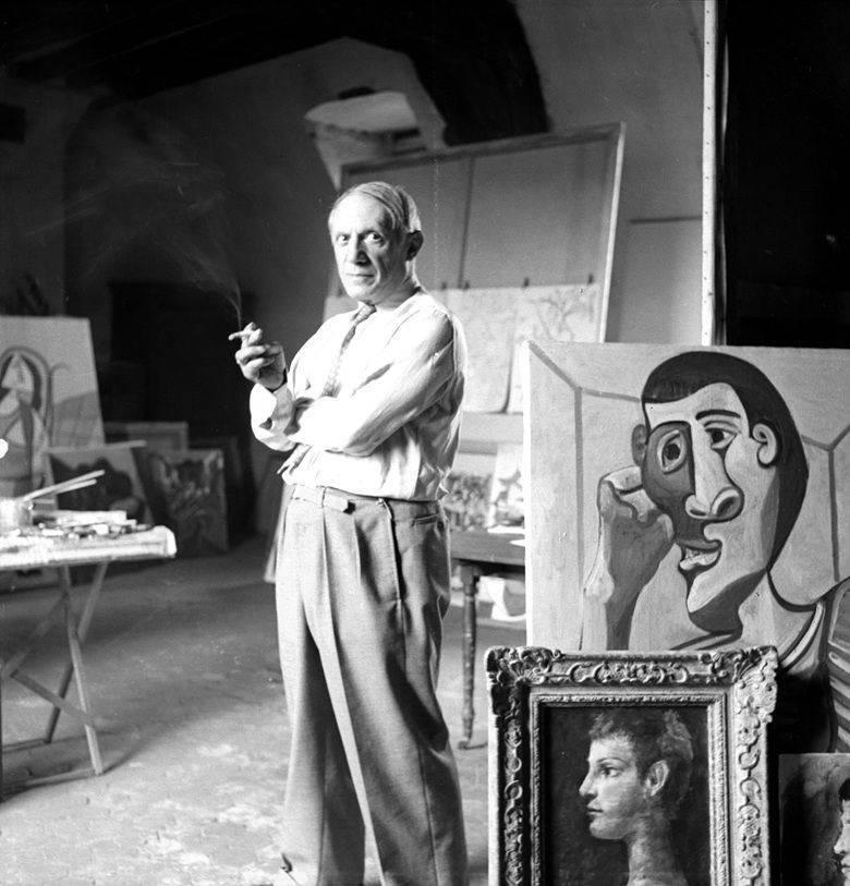 Искусство неподражаемого художника пабло пикассо