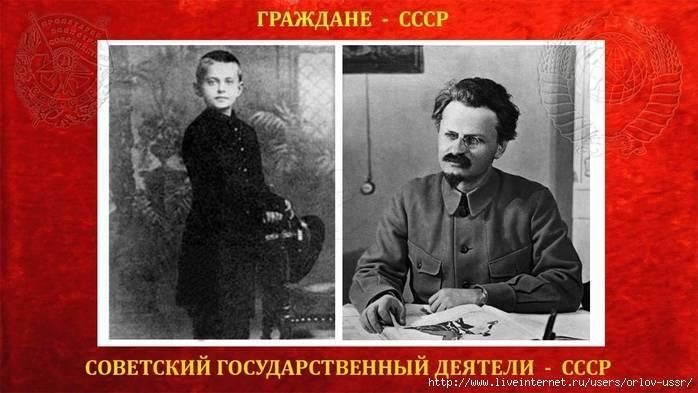 Троцкий лев давидович. 100 знаменитых анархистов и революционеров