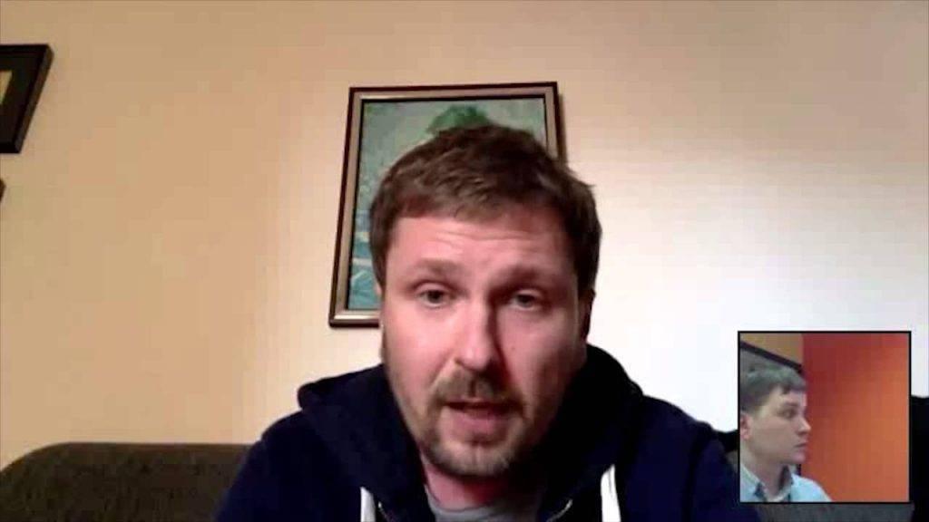 Где живет анатолий шарий — популярный политический блогер