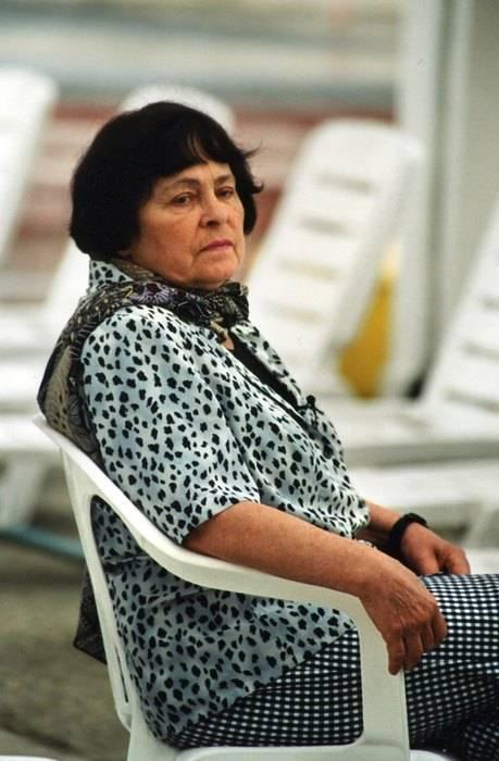 Муратова Кира (Ксения) Георгиевна