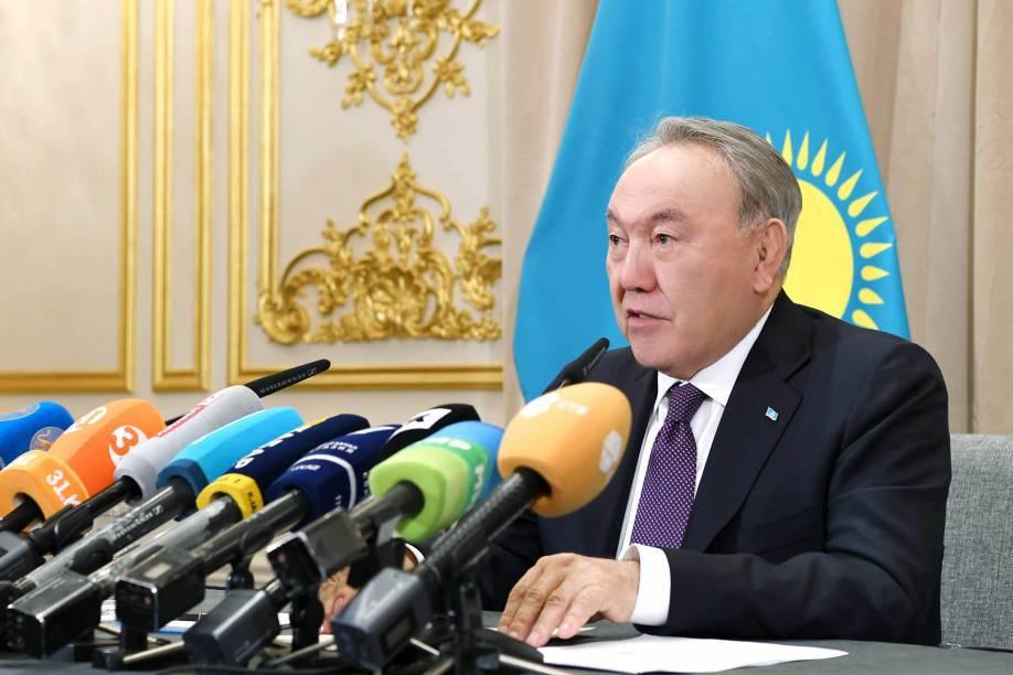 Назарбаев нурсултан абишевич – биография на русском