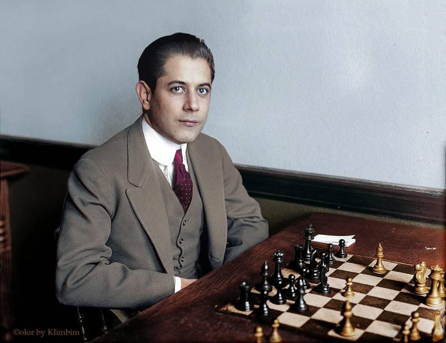 Шахматист хосе рауль капабланка – биография, карьера, достижения
