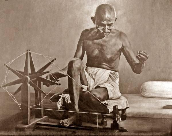 Махатма ганди биография
