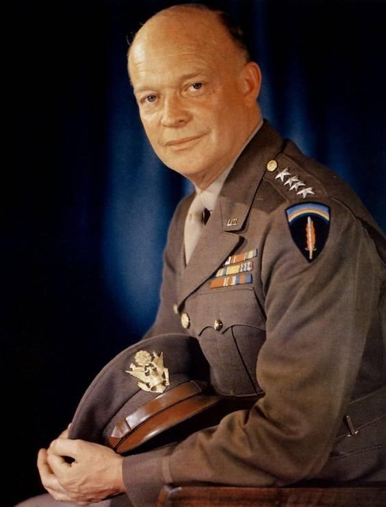 Эйзенхауэр дуайт дэвид 1890-1969. 100 великих военачальников