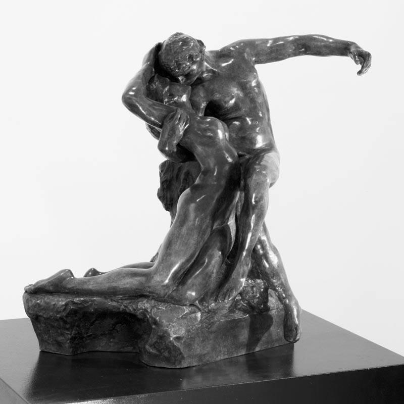 Огюст роден: жизнь и творчество художника