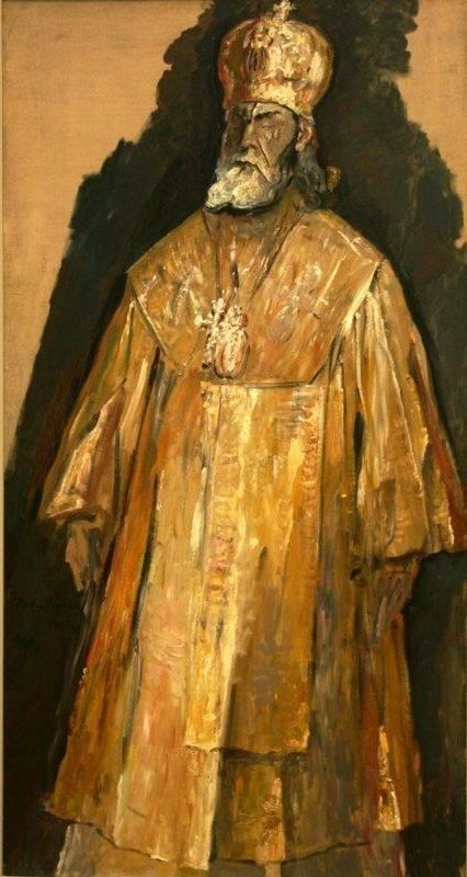 Павел дмитриевич корин (1892–1967)