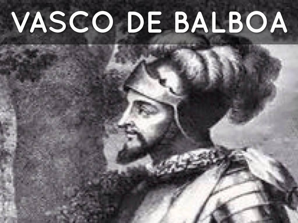 Нуньес де бальбоа, васко