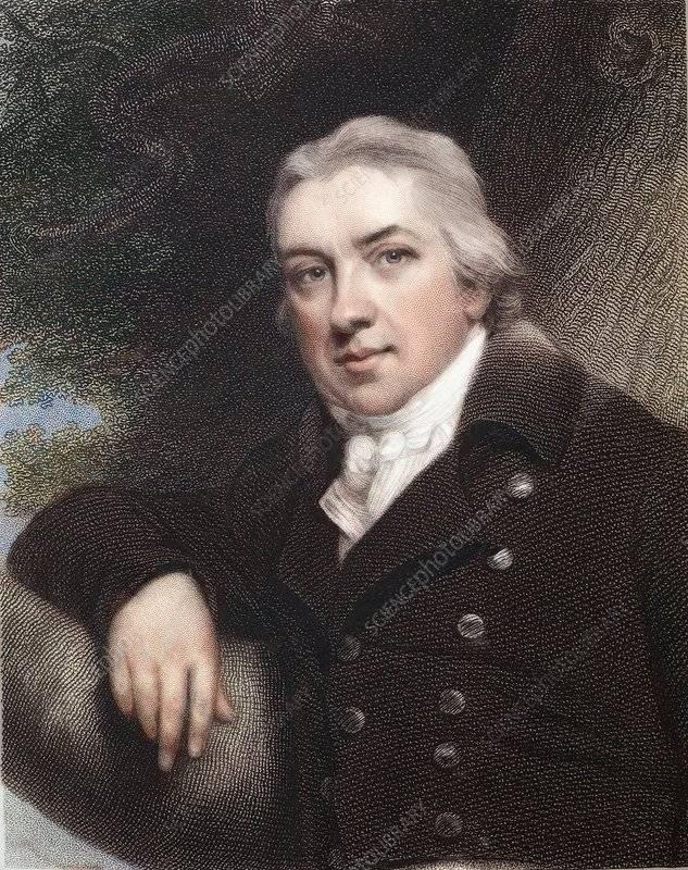 Эдвард дженнер: первая прививка от оспы в мае 1796 года