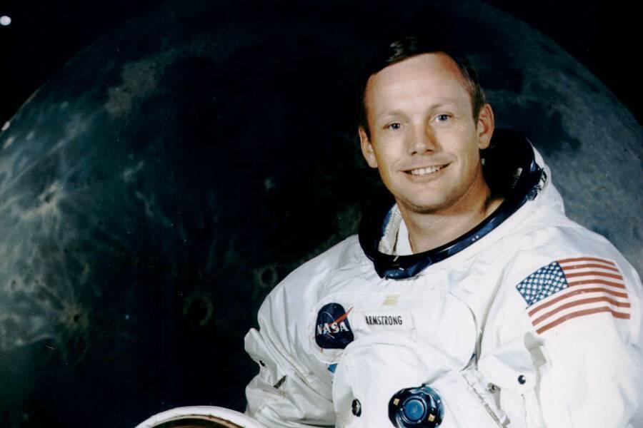 Нил армстронг - жизнь, дети и дети, посадка на луну - биография