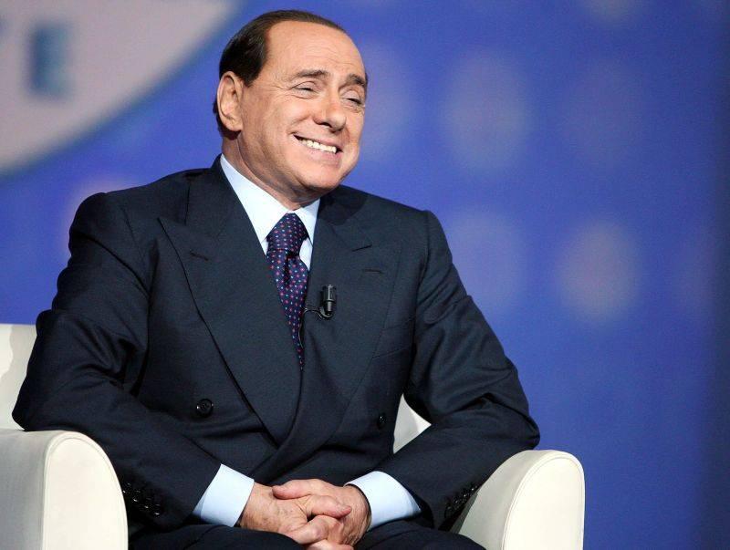 Краткая биография сильвио берлускони -
