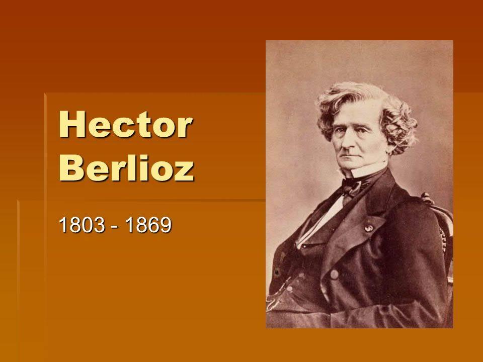 Берлиоз, гектор — википедия